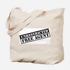 Unrestricted Free Agent Tote Bag