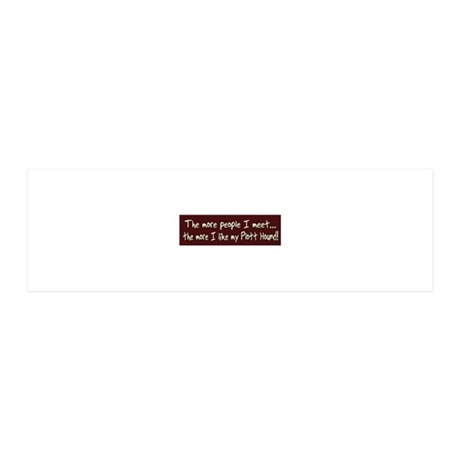 morepeople_plott 36x11 Wall Decal
