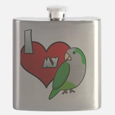 iheartmy_quaker_blk Flask