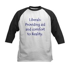 Liberals: Aid & Comfort Reality Tee