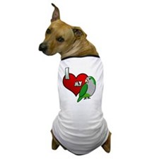 iheartmy_quaker Dog T-Shirt