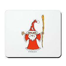Santa Mage Mousepad