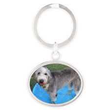 rooinpool Oval Keychain