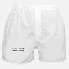 One Goldendoodle Boxer Shorts