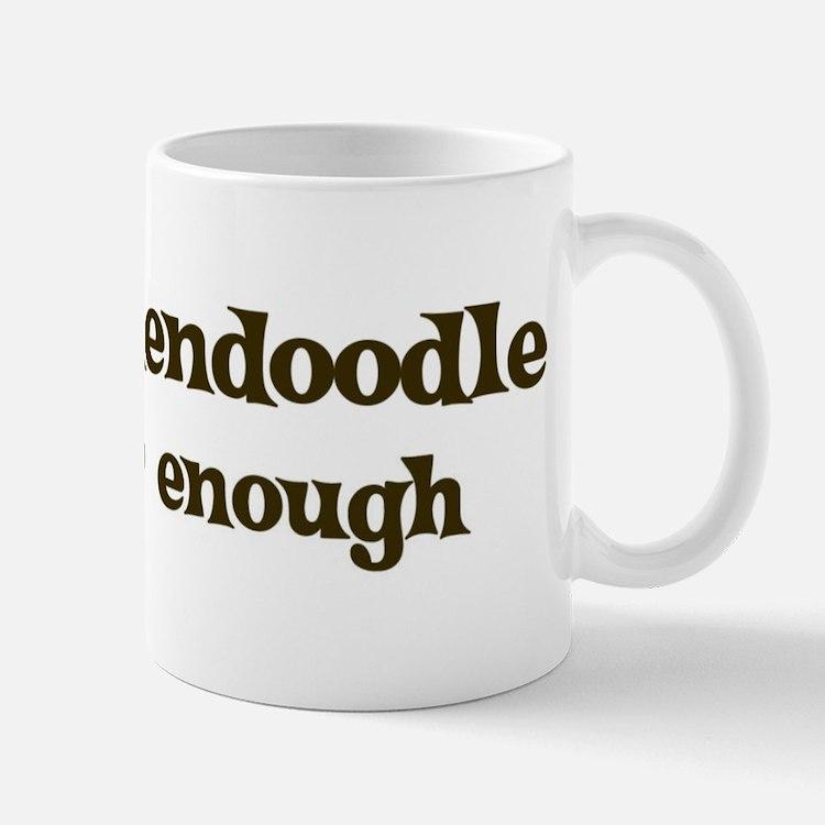 One Goldendoodle Mug