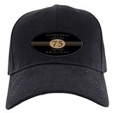 75th birthday Hats & Caps
