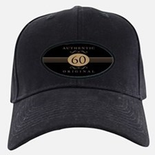60th Birthday Humor Baseball Hat
