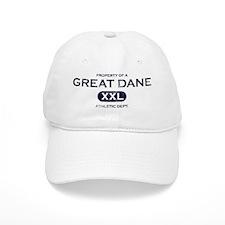 propertyof_greatdane Baseball Cap