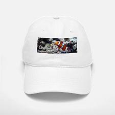 clownfish_blk Baseball Baseball Cap