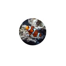 clownfish_ornament Mini Button