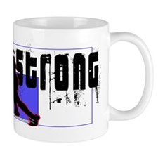 Play Strong Field Hockey Small Mug