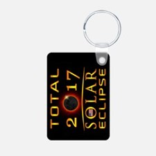 Total Solar Eclipse 2017 Keychains