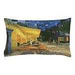 Arles at Night Pillow Case
