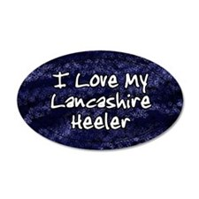lancashire_funkylove_oval Wall Decal