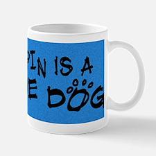 minpin_rescuedog Mug