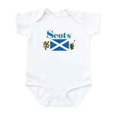 Universal Scot Infant Bodysuit
