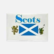 Universal Scot Rectangle Magnet