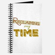 Reclaiming My Time Journal