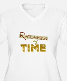Reclaiming My Time Plus Size T-Shirt