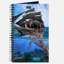 Pirates vs The Giant Squid Journal