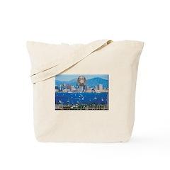 San Diego Police Skyline Tote Bag