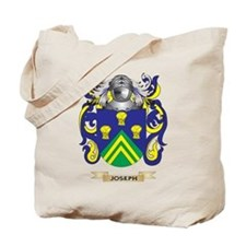 Joseph Coat of Arms - Family Crest Tote Bag