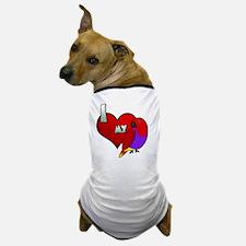 iheartmy_vm_hen Dog T-Shirt
