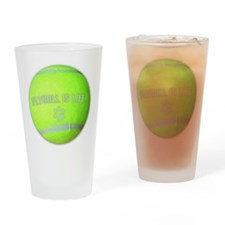 flyball_life Drinking Glass