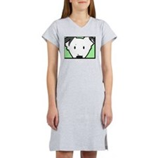 anime_paige_blk Women's Nightshirt