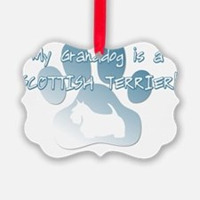 granddog_scottie Ornament
