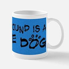 rescuedog_otterhound Mug