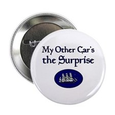 "My Other Car's the Surprise 2.25"" Button (10 pack)"
