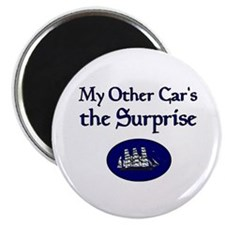 """My Other Car's the Surprise 2.25"""" Magnet (10 pack)"""