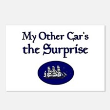 My Other Car's the Surprise Postcards (Package of