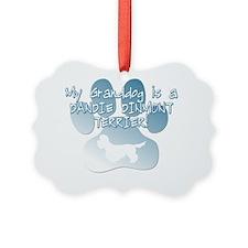 granddog_dandie Ornament