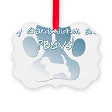 grandchildren_pbgv Ornament