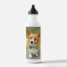 merlinphoto_poster_sma Water Bottle