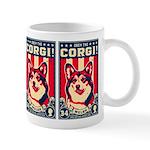 Obey the CORGI! USA Freedom Mug