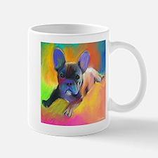 French bulldog 1  Small Small Mug