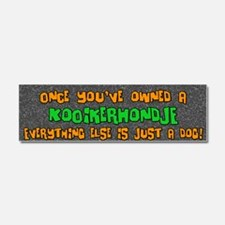 kooiker_everythingelse Car Magnet 10 x 3