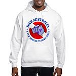 Dive Australia (rd) Hoodie