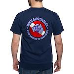 Dive Australia (rd) T-Shirt