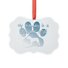 granddog_canary Ornament