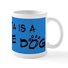 akita_rescuedog Mug