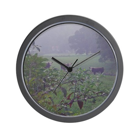 herefords Wall Clock