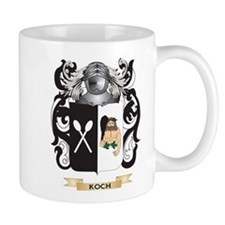 Koch Coat of Arms - Family Crest Mug
