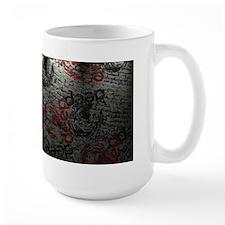 "Large ""Deep Vortex Grafitti"" Mug"
