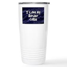 bordercollie_funklove_oval Travel Mug