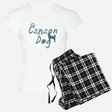 greenpaws_canaan pajamas