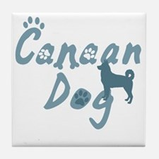 greenpaws_canaan Tile Coaster